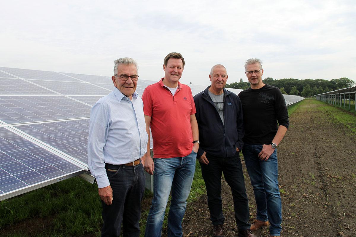 Endona, eerste energiebedrijf van Salland, gaat van start