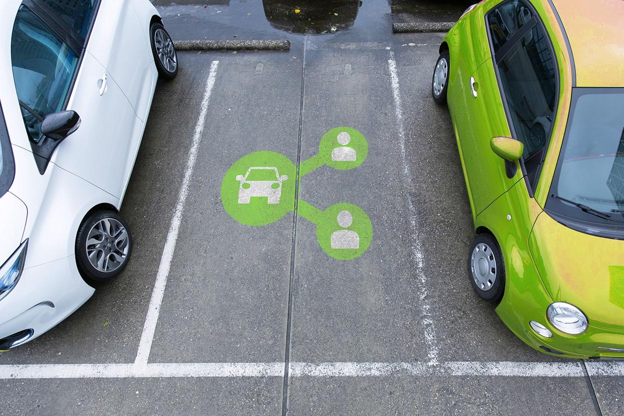 Elektrische Deelauto in Raalte oplossing voor stikstofprobleem en parkeerprobleem?